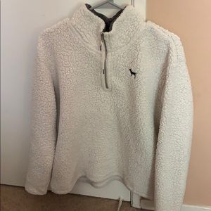 Victoria Secret PINK Sherpa jacket